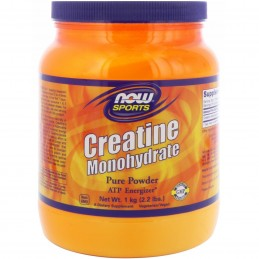 Now Foods, Sports, Creatine...