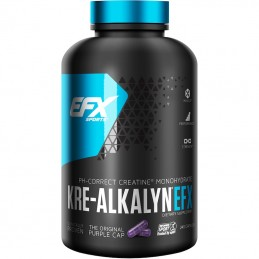 EFX Sports, Kre-Alkalyn...