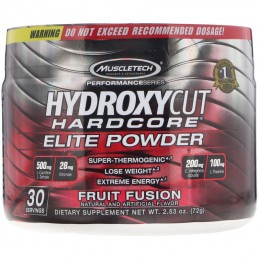Hydroxycut, Performance...