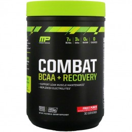 MusclePharm, Combat BCAA +...