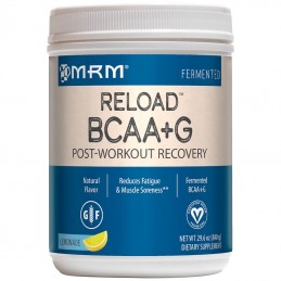 MRM, BCAA + G Reload,...